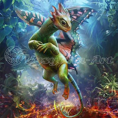 Vasilyna holod dragon