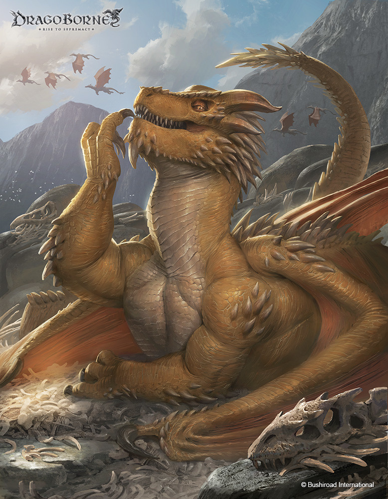 Ameen naksewee x06 ameen naksewee sunscale dragon complete