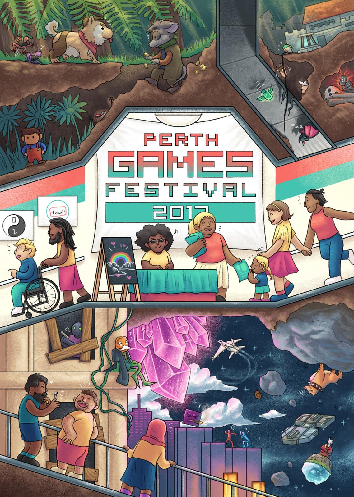 Perth Games Festival 2017