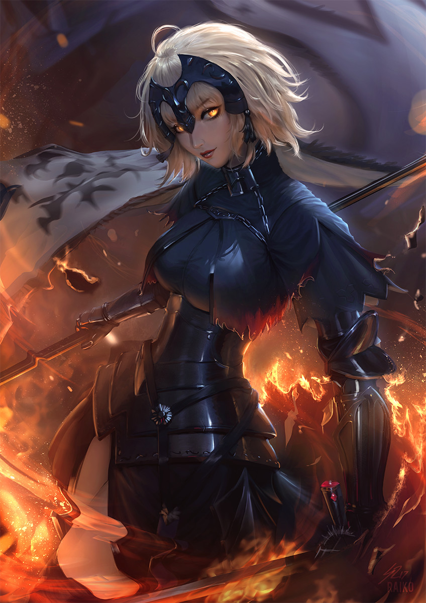 Sean tay jeanne d arc alter v2 by raikoart dbrxogy 1