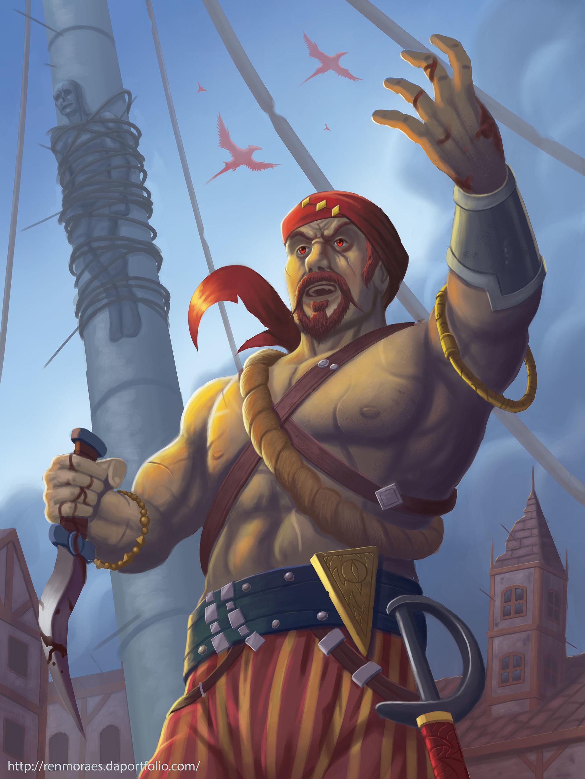 Renan moraes pirata