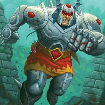 Renan moraes new armor wrestler
