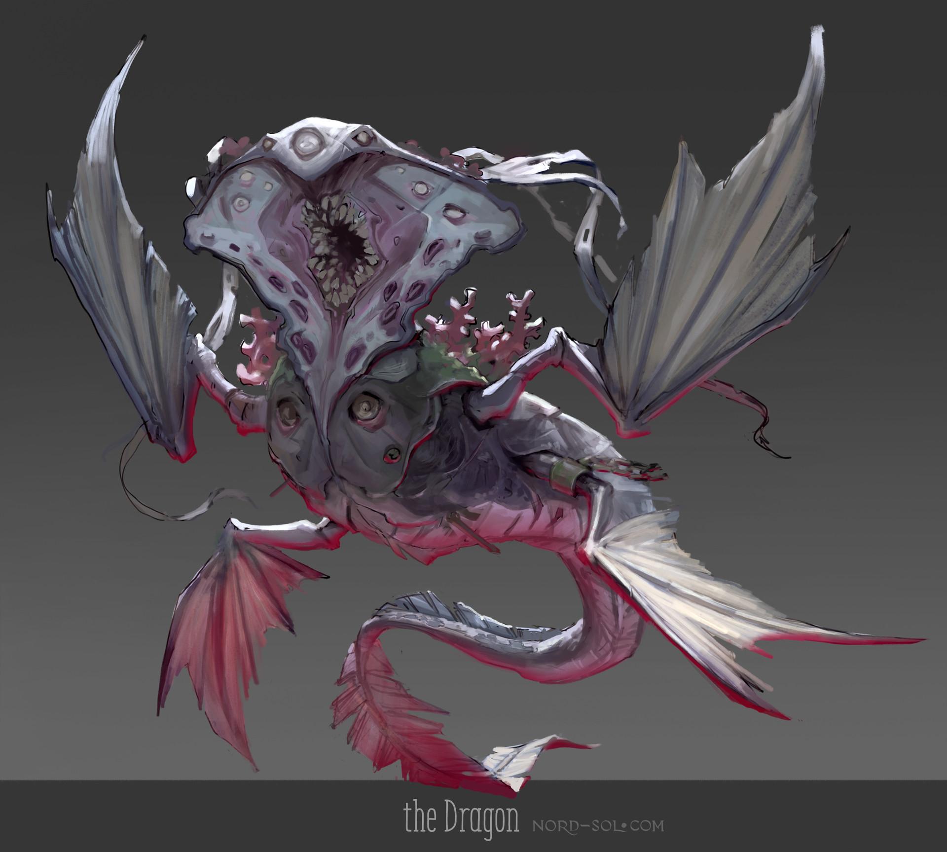 Irina nordsol kuzmina elder dragon