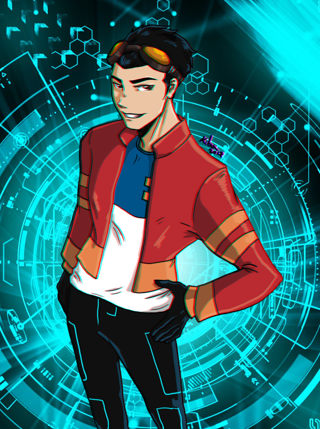 Image result for generator rex fanart