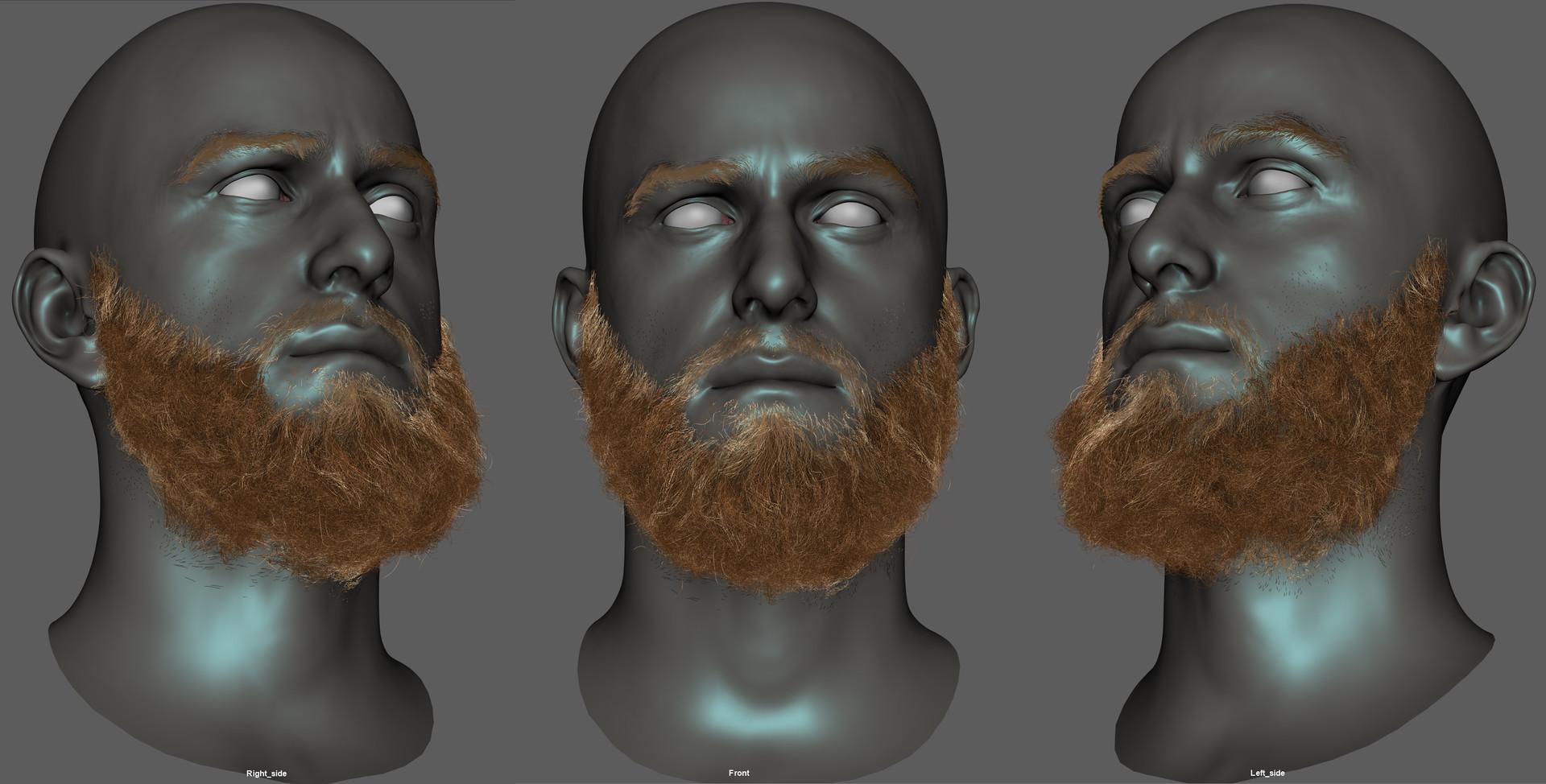 Florian croquet beard
