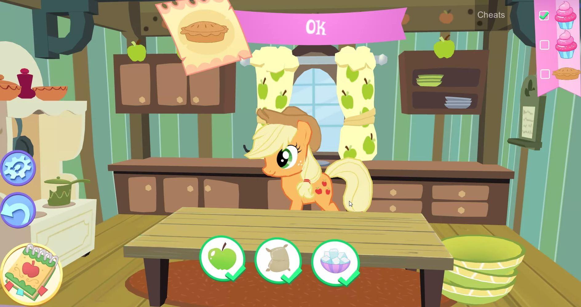 Soo ling lyle tassell applejacks baking game01