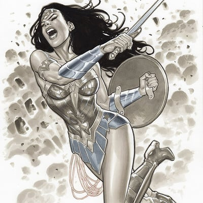 Marco santucci wonder woman 01 copia