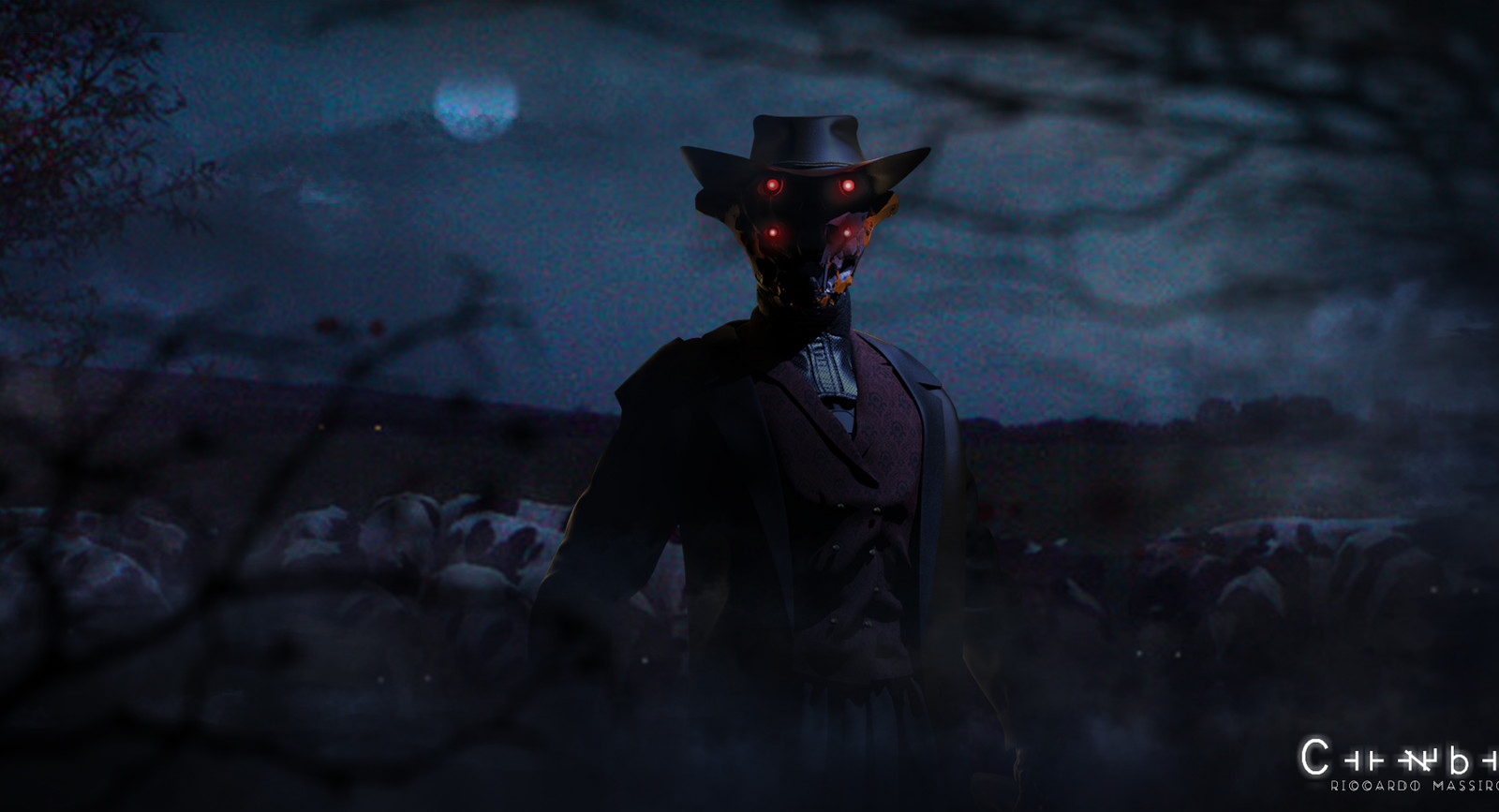 Night guardian of the cattle