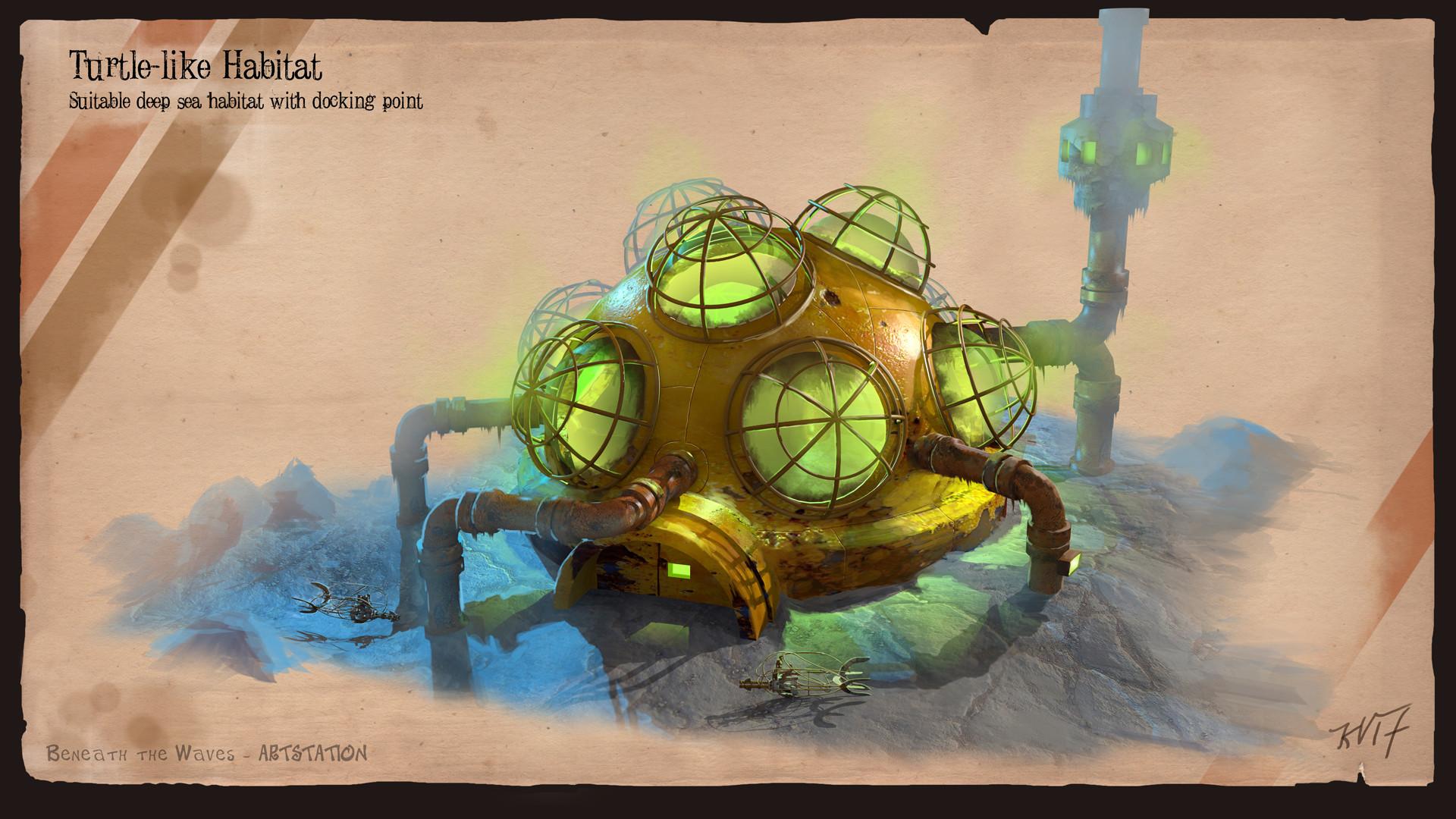 Konstantin vohwinkel turtle habitat 07
