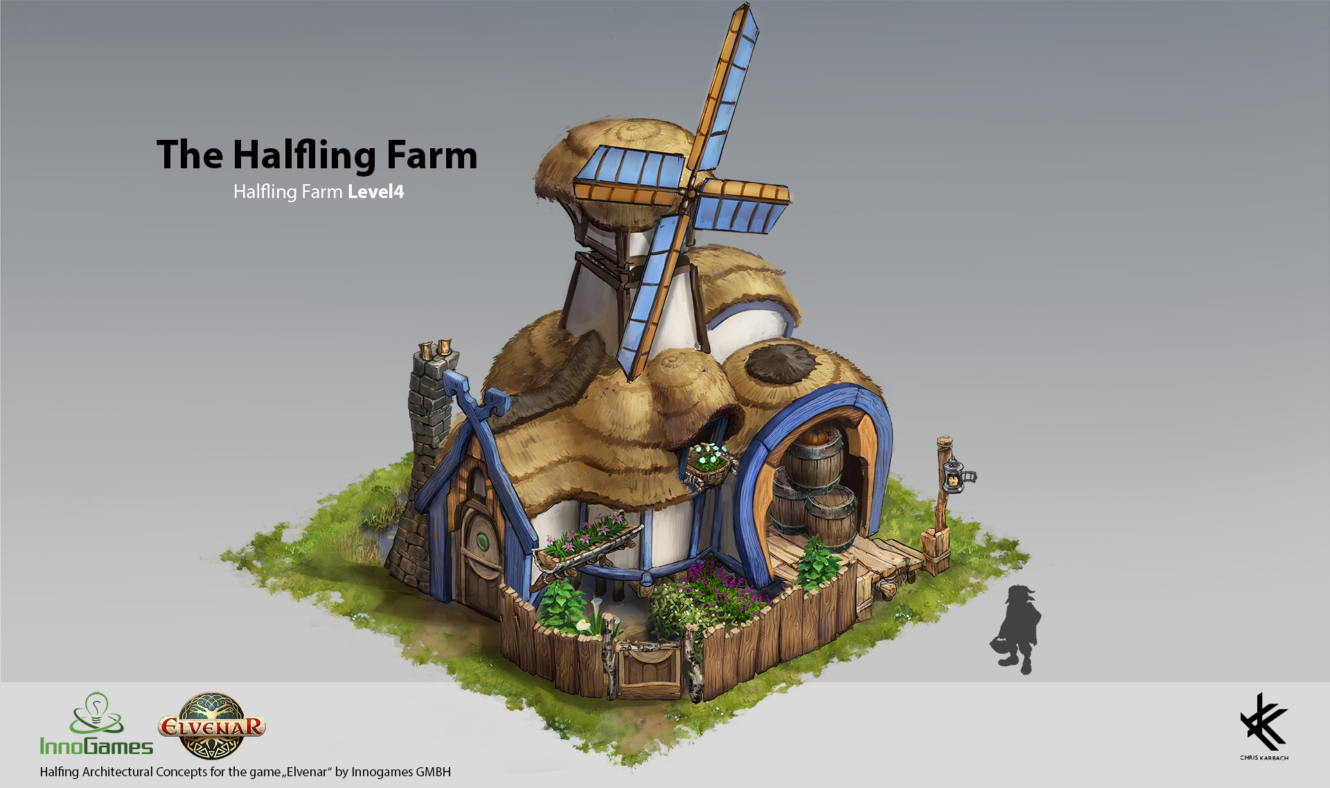 Halfling Farm Level 4