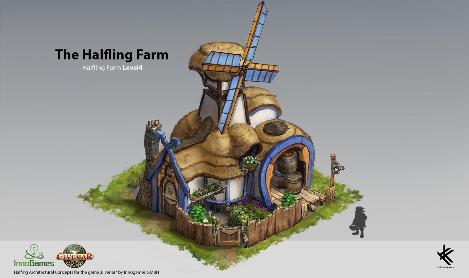 Halfling Farm Level 4