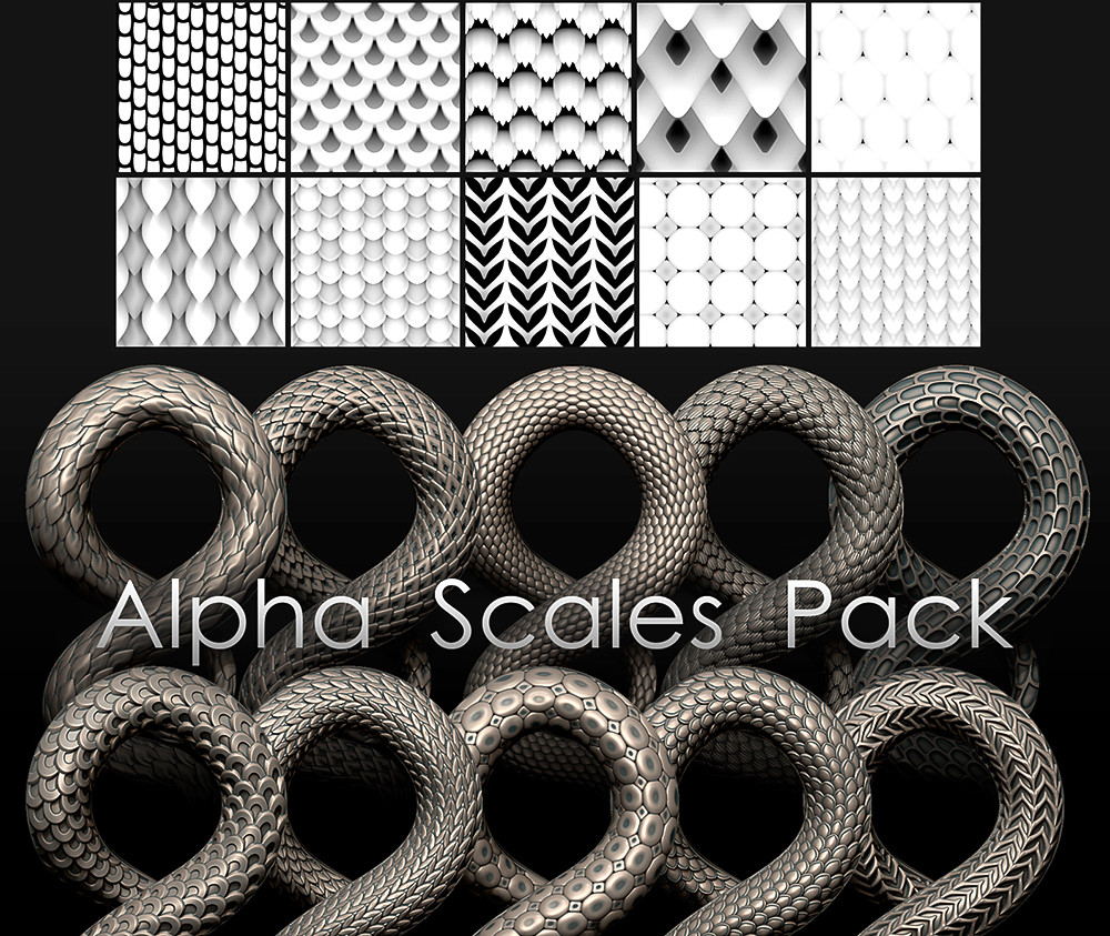 Nacho riesco gostanza alpha scales pack