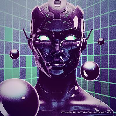 Matthew akin animattronic robotrock coverart 2017