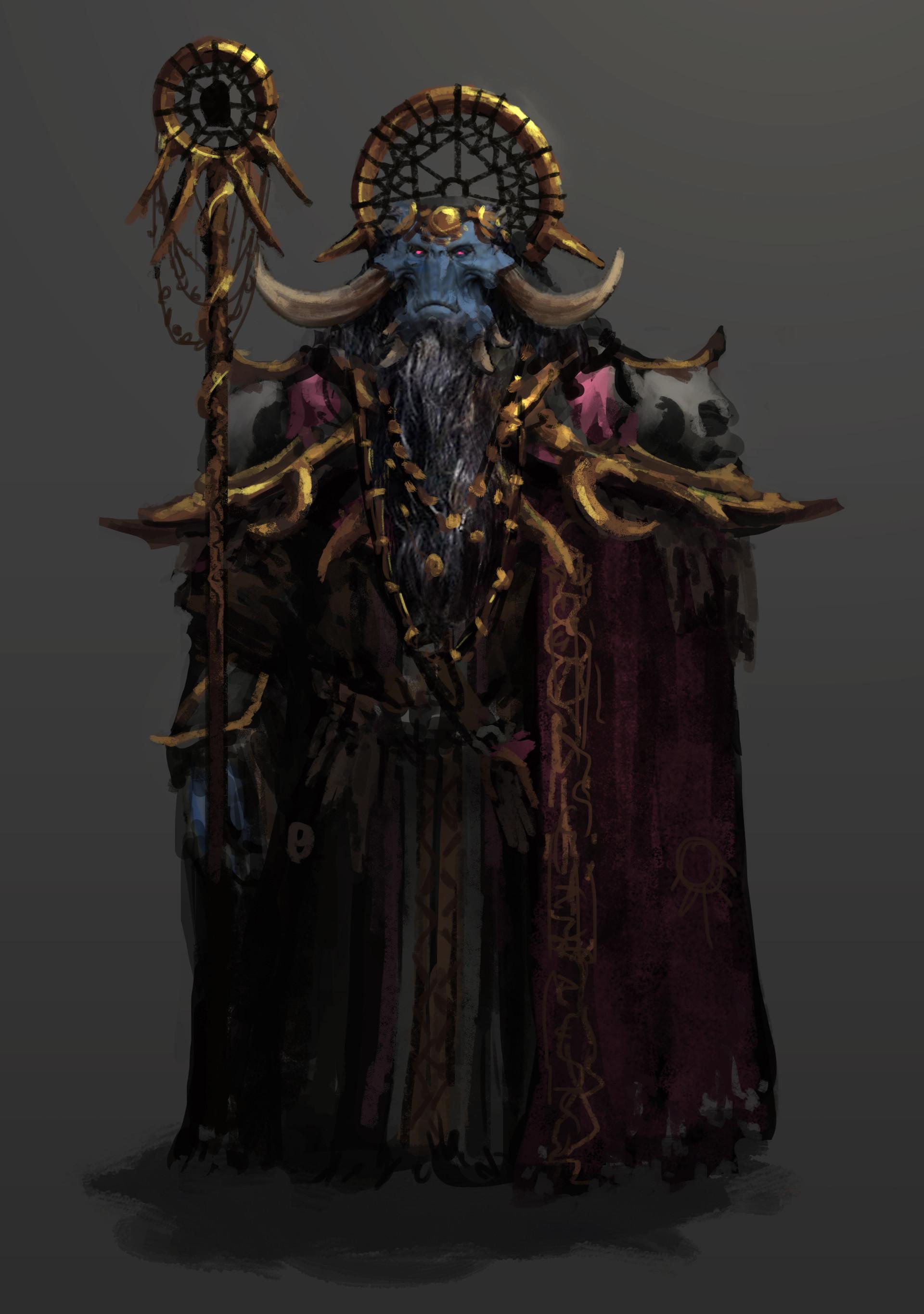 Lucas orstrom orc archpriest 01