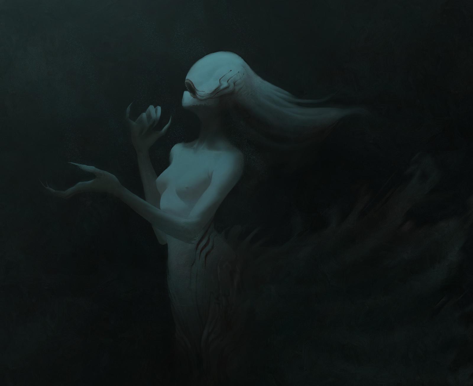 Demon Girls: Siren