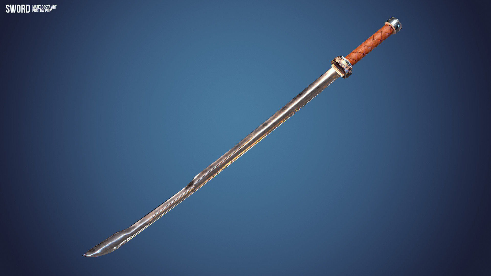 Mateo costa sword bpr1