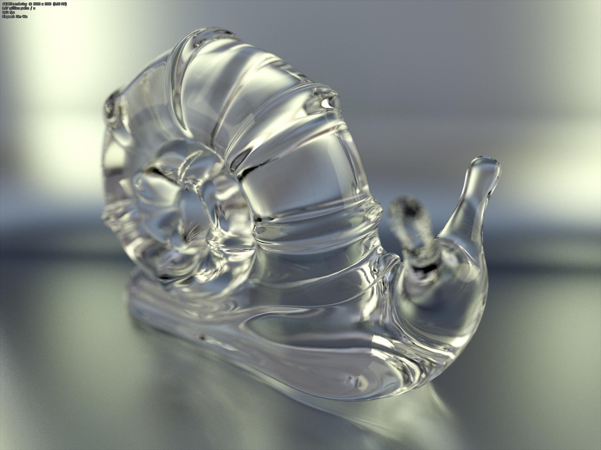 Nail khusnutdinov uli glass arion 16m
