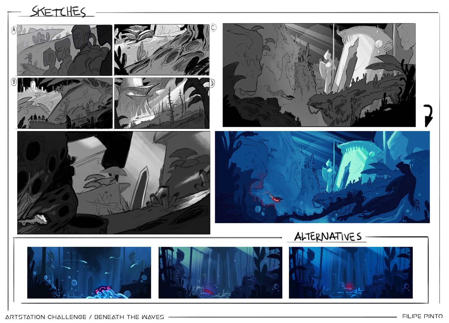Filipe pinto keyframe1 sketches sheet