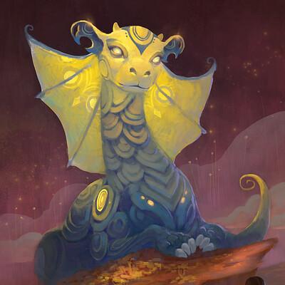 Soojung ham night dragon2