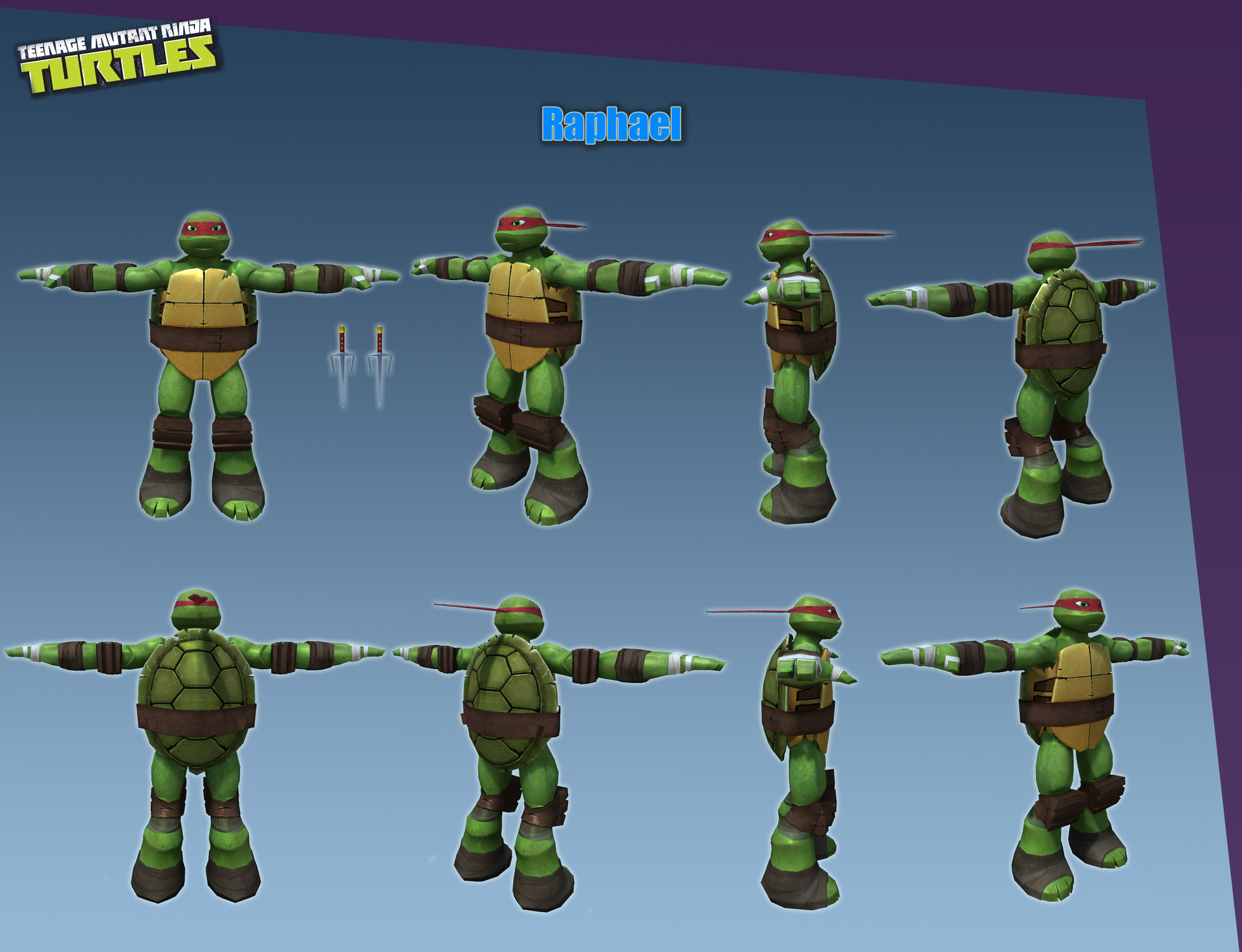 Soo ling lyle tassell raph turnarounds