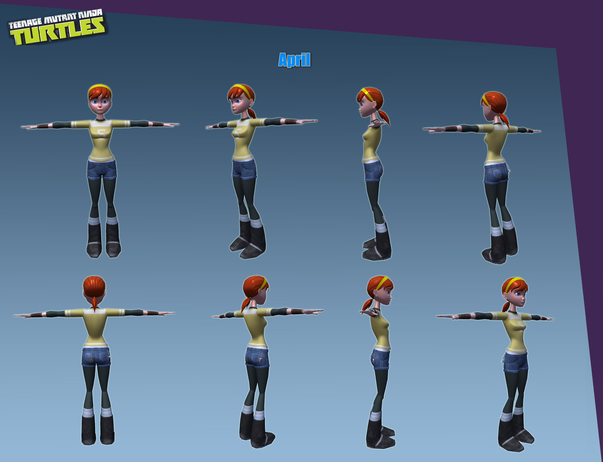 Soo ling lyle tassell apr turnarounds 2ndcharacters