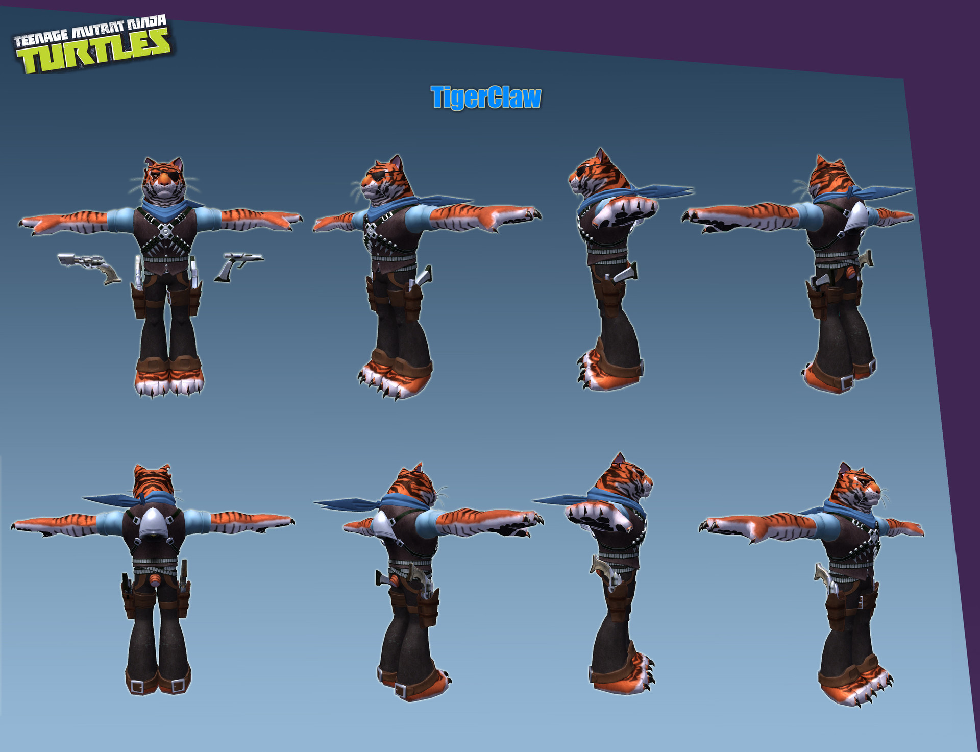 Soo ling lyle tassell tig turnarounds 2ndcharacters