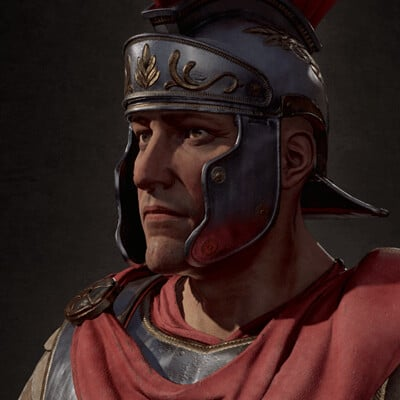 Roman Soldier- Freelance Work