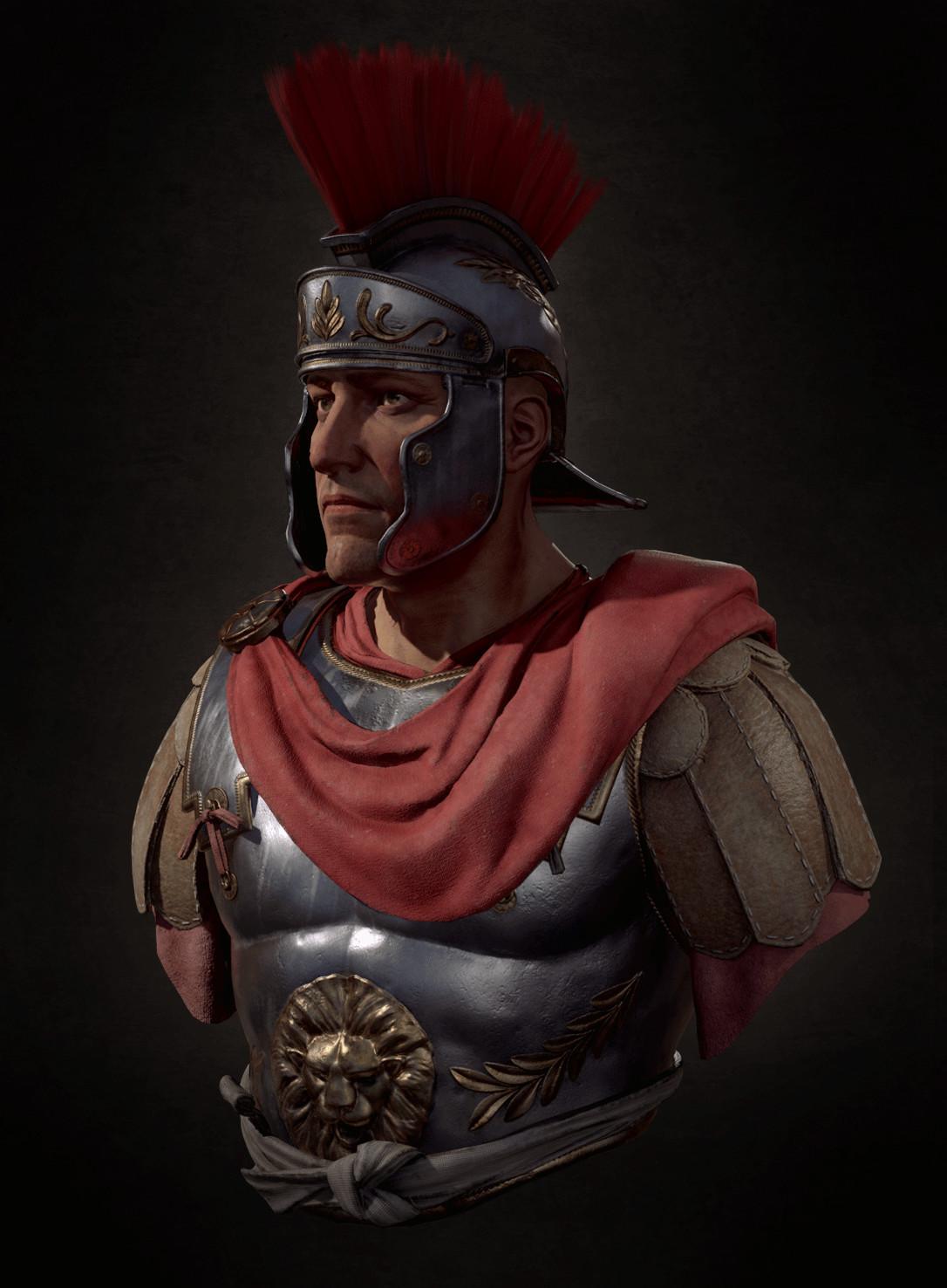 Daniel s rodrigues roman soldier 001