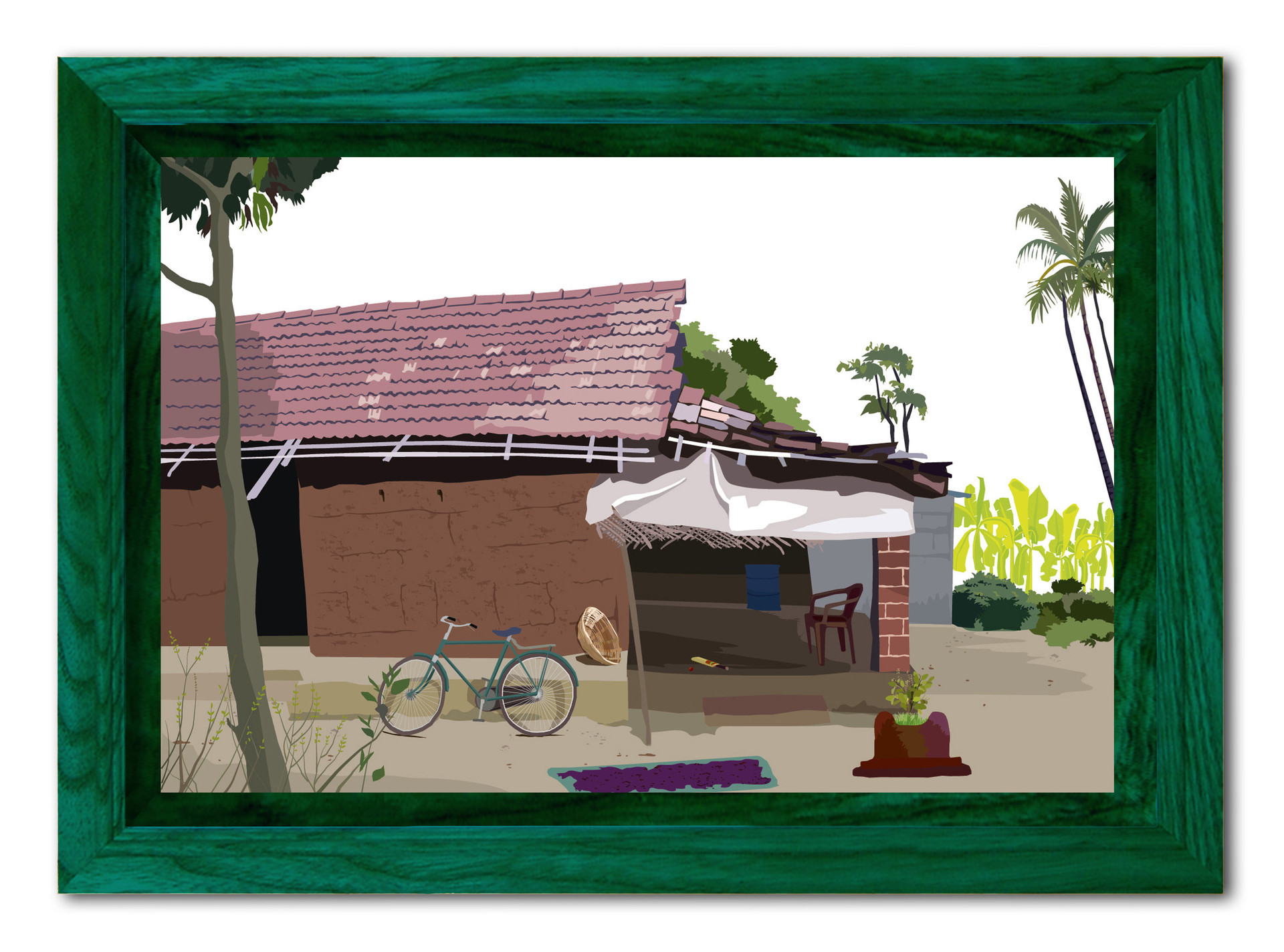 Rajesh r sawant vadkol mausi house