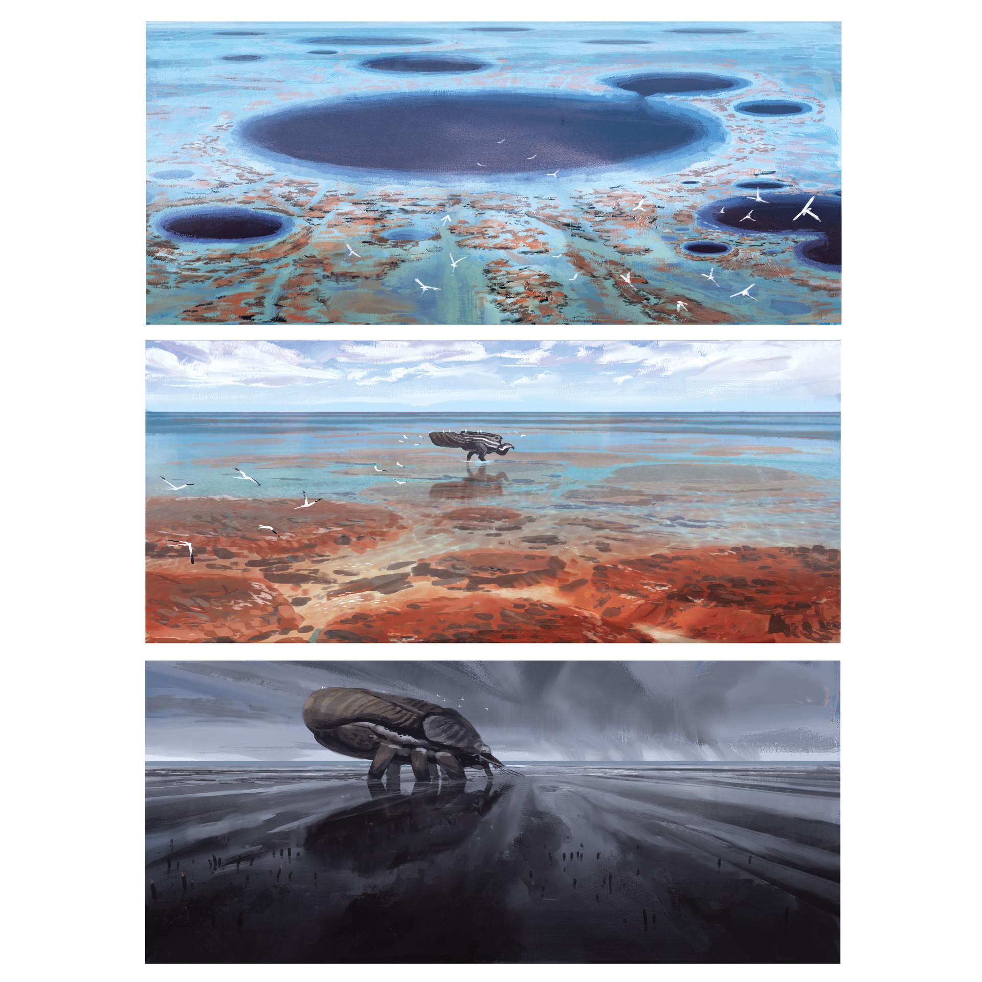 [Reflexion] Les oeuvres qui vous inspirent Alexander-ostrowski-05-sea-colorroughs-insta1