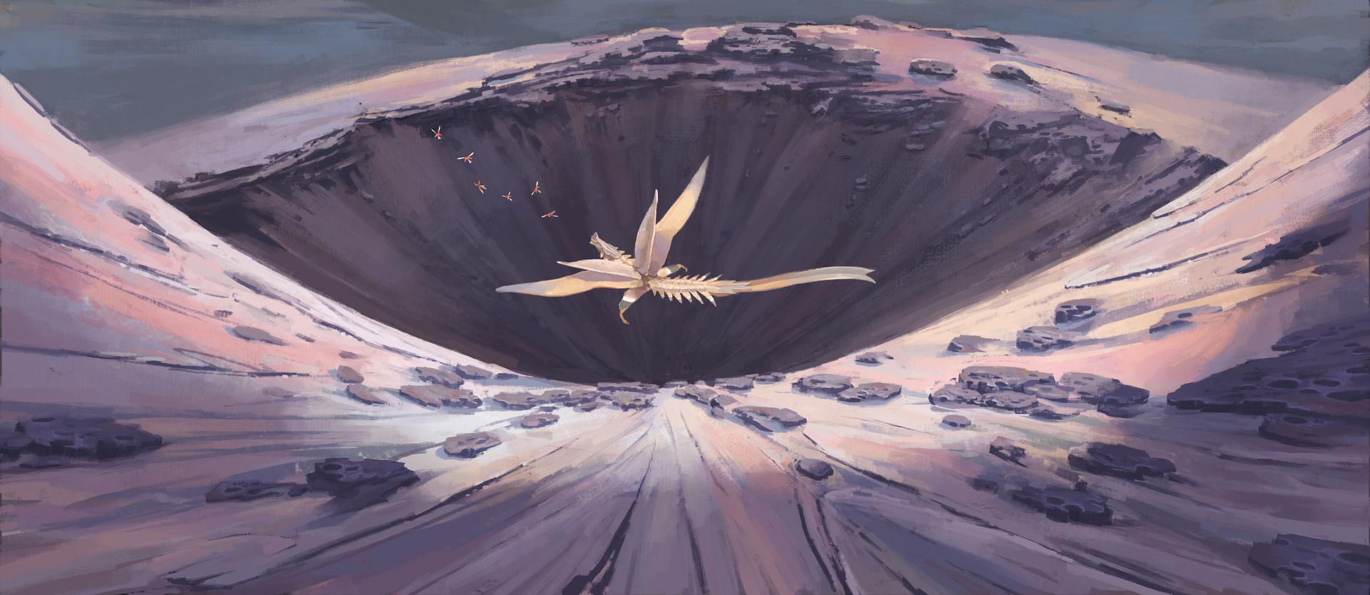 [Reflexion] Les oeuvres qui vous inspirent Alexander-ostrowski-03-crater2