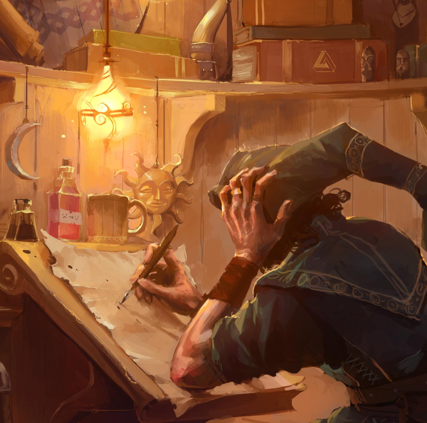 Pedro kruger garcia mind library close up1