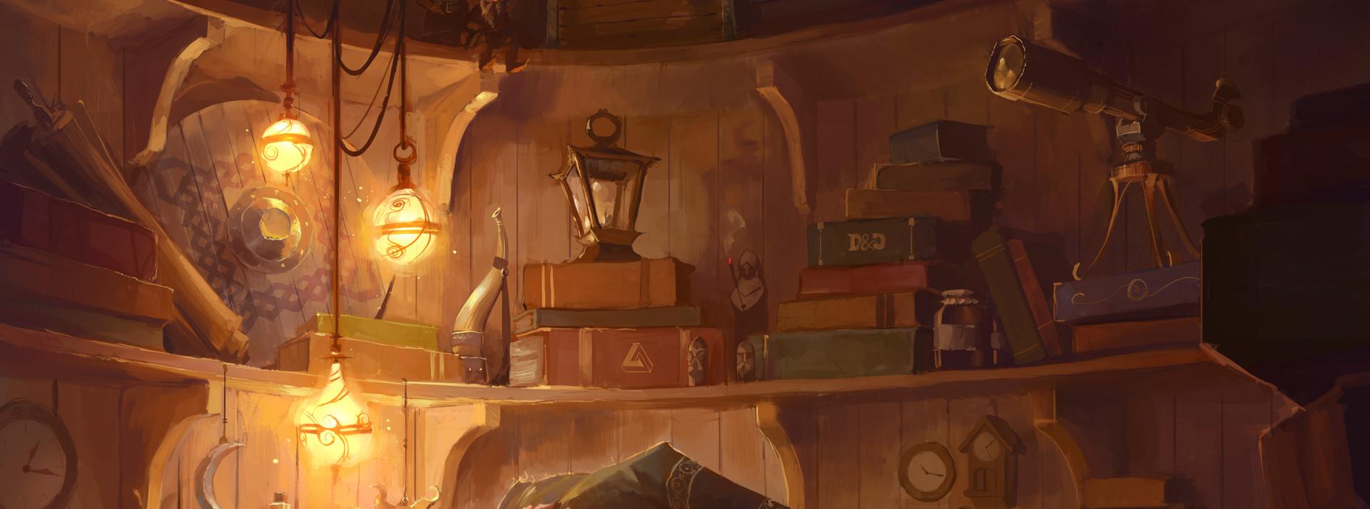 Pedro kruger garcia mind library close up3