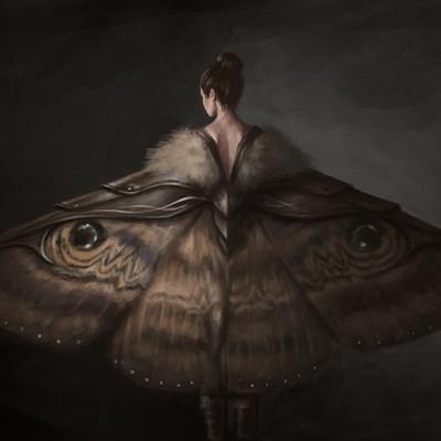 Lauren wilson moth ranger