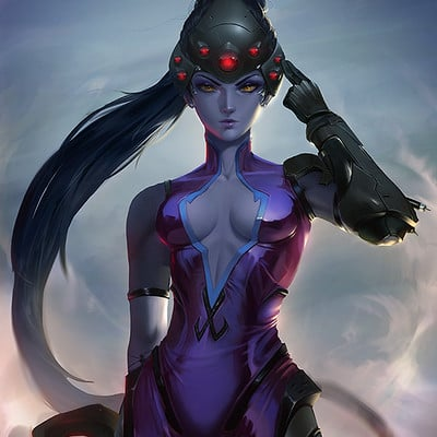 Sean tay widowmaker by raikoart dbqohuy 1