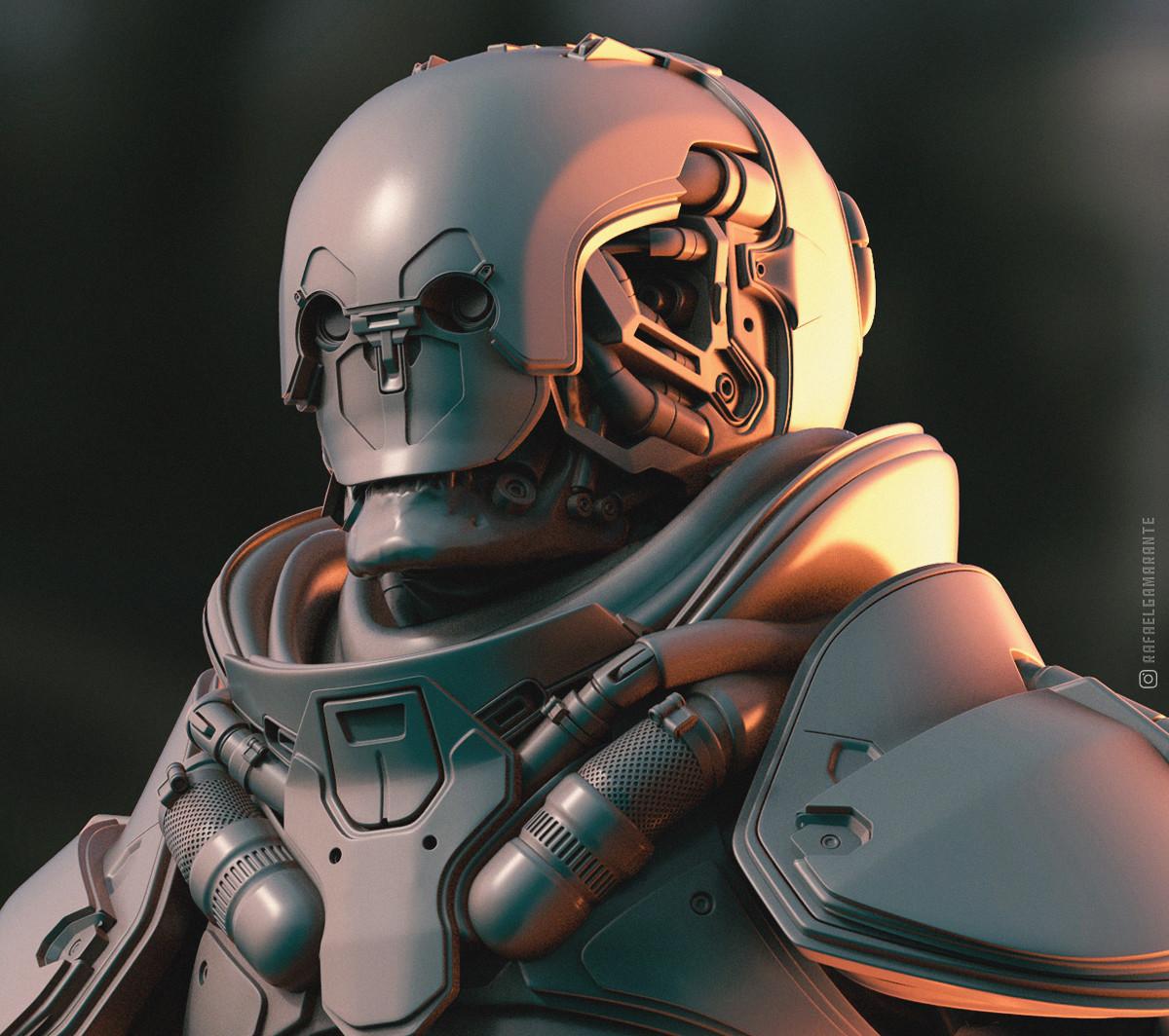 Rafael amarante model3