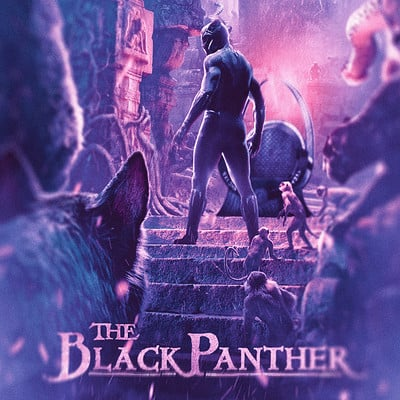 Nick tam masaolab blackpanther thejunglebook v1