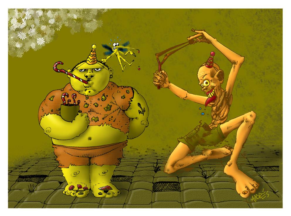 Andres campos inf gordo con dulces