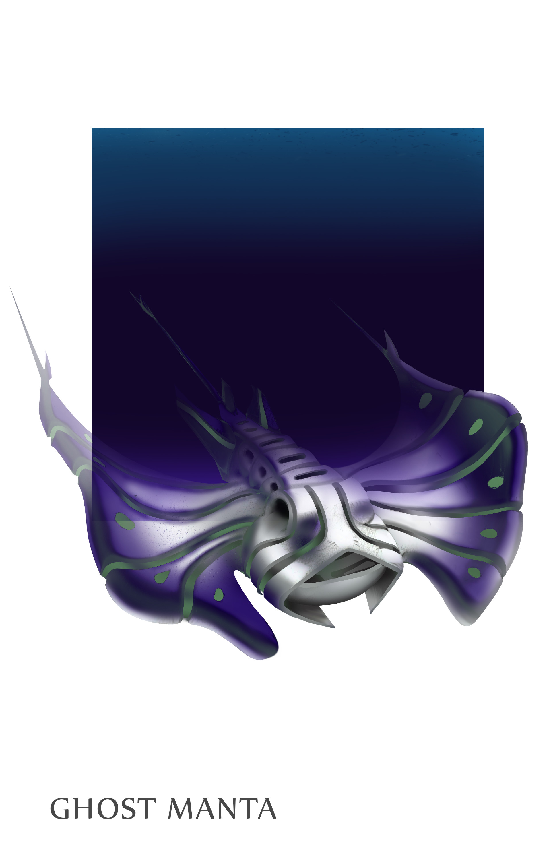 Hector mexia ghost manta final