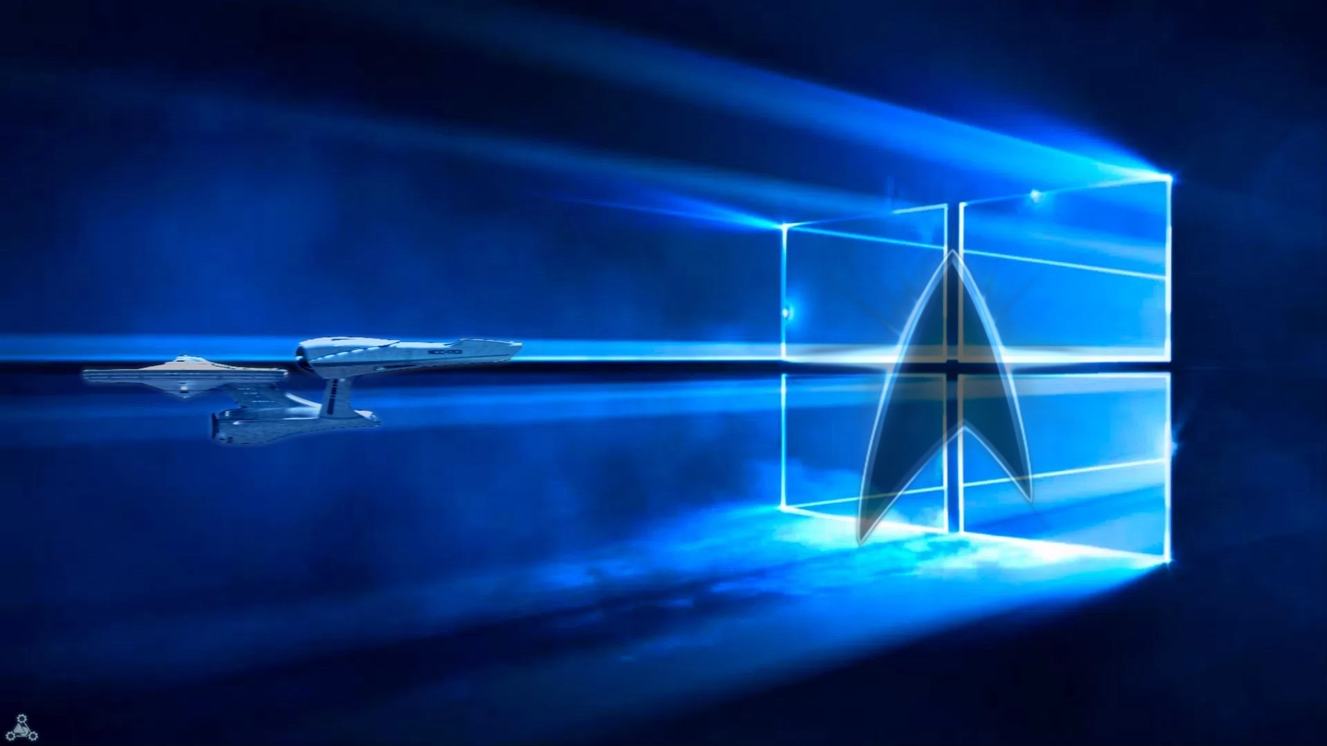Windows 10 Star Trek Wallpaper