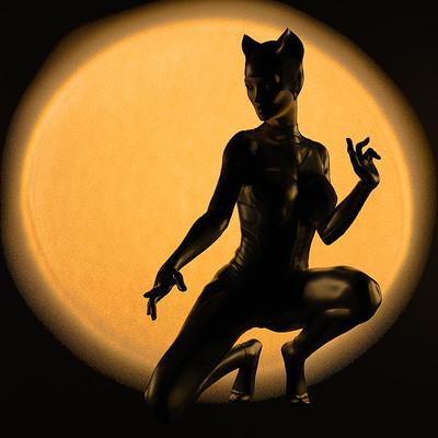 Owakulukem clevis cat woman