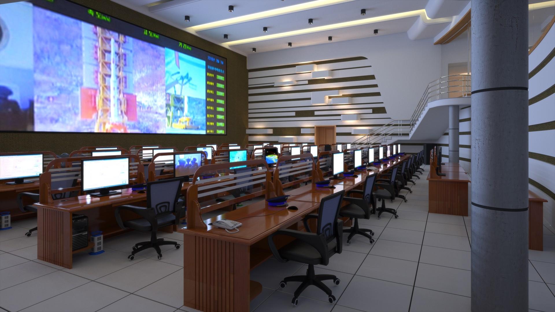 Duane kemp 15 control center floor dk 01 a