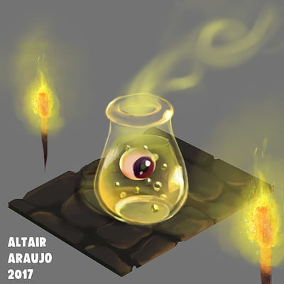 Altair araujo water glass