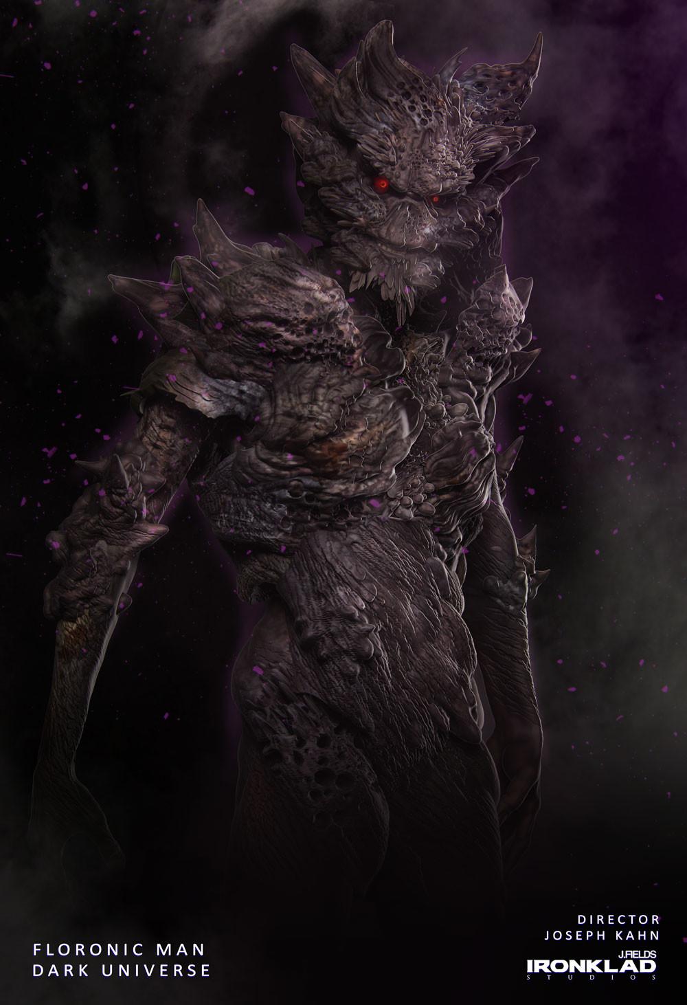 Monstro do Pântano; Liga da Justiça Sombria