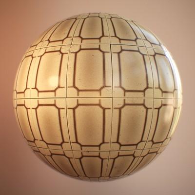 Marcos cruz pisoceramica sphere
