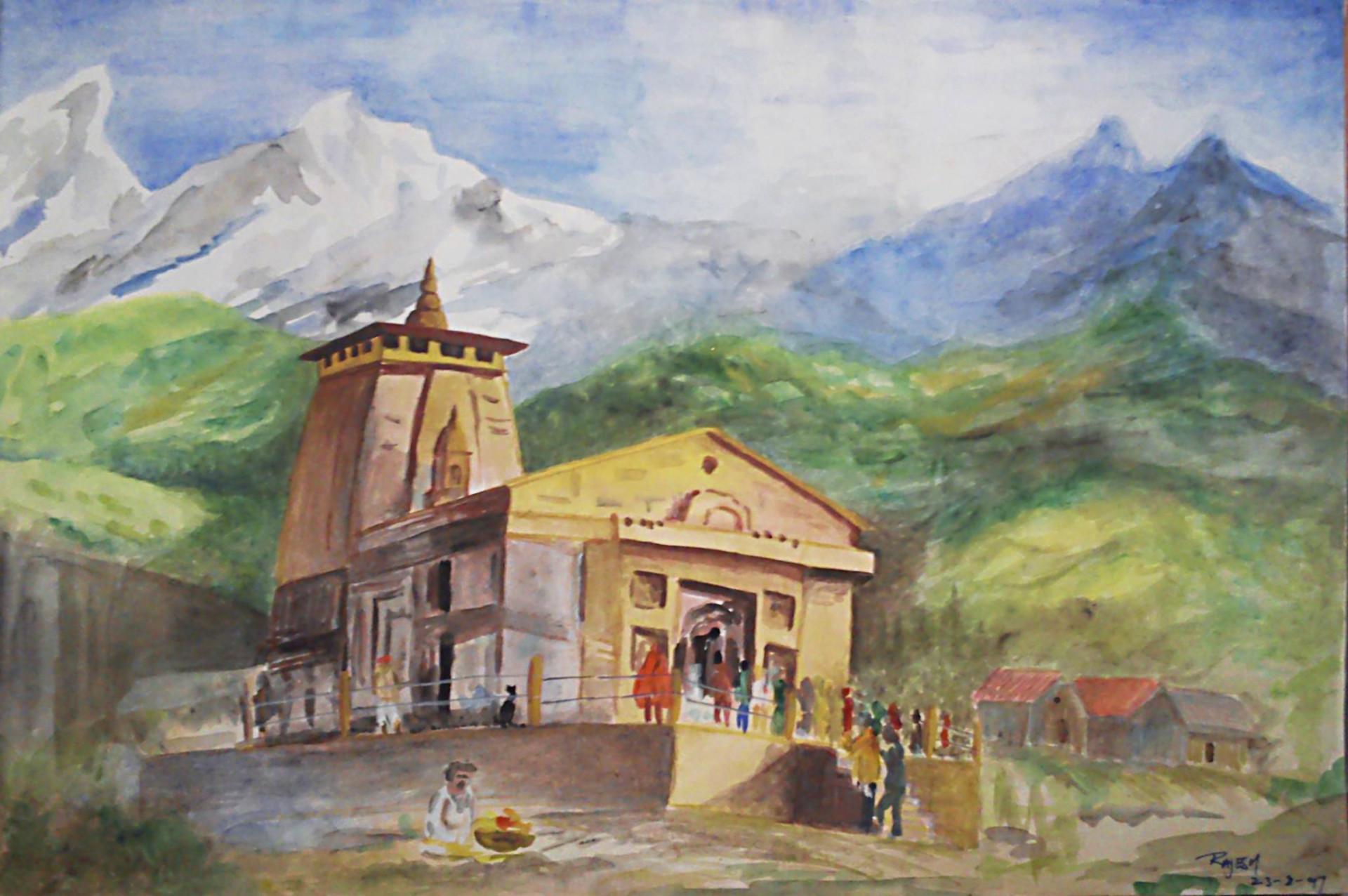 Rajesh r sawant kedarnath