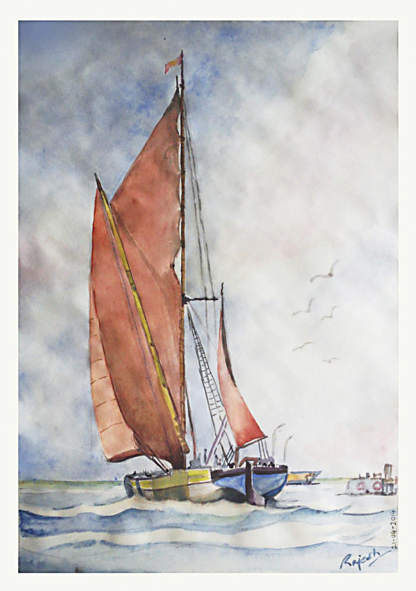 Rajesh r sawant ship