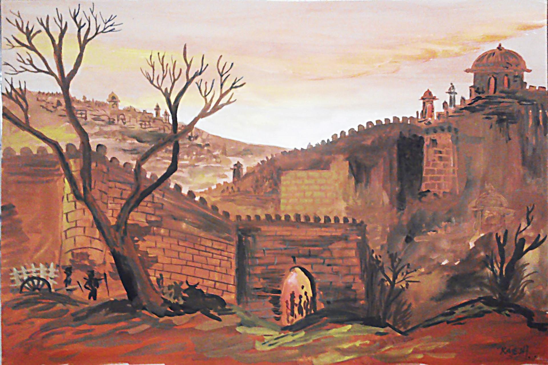 Rajesh r sawant fort