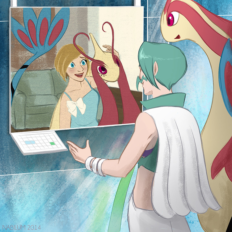Eleventh Day - Milotics (Milenia and Wallace's Milotic)
