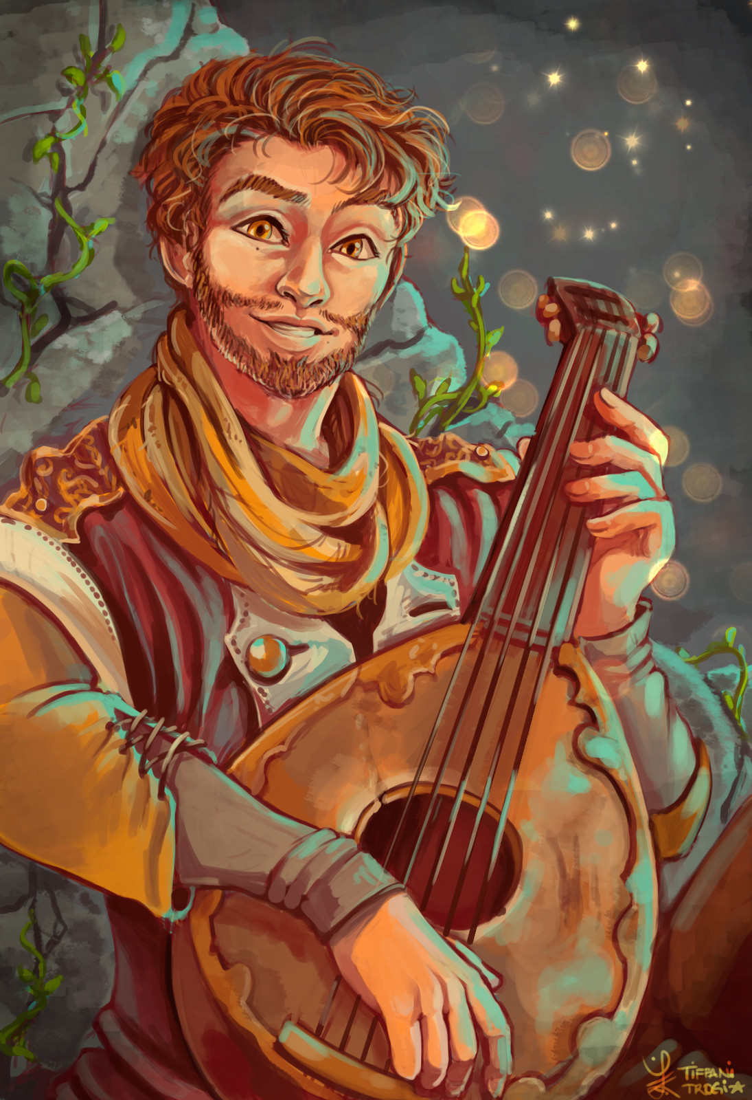 The Sun Kissed Bard